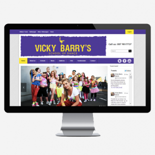 Vicky Barry's School of Dance